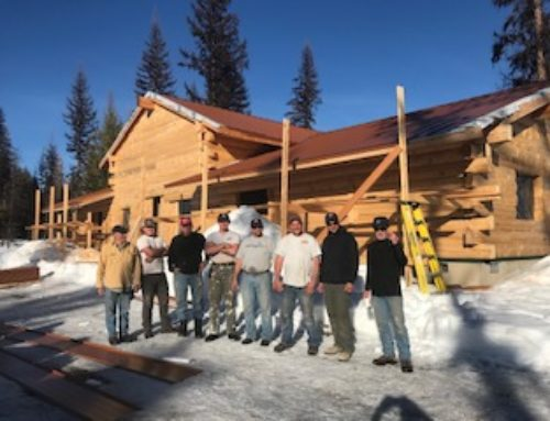 New Lodge Construction