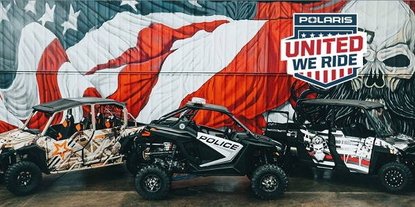 Polaris and Diesel Brothers Team Up