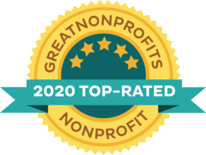 Great Nonprofits Top-Rated 2020